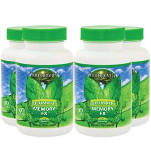 Picture of Ultimate Memory Fx™ - 60 capsules (4 Pack)
